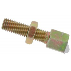 Câble souple 19 fils à embout cylindrique totale:2500mm