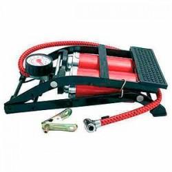 Pompe à pied double piston