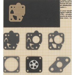 Kit membranes T20 / C35