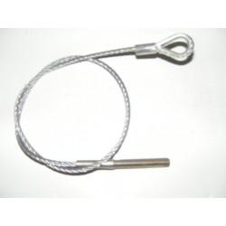 Cable  acier Bolens