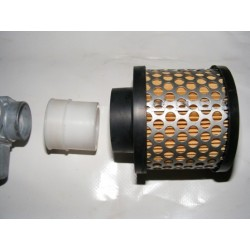 Filtre à air + bague adaptateur pour 1Z14