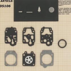 Kit membranes C25/T25