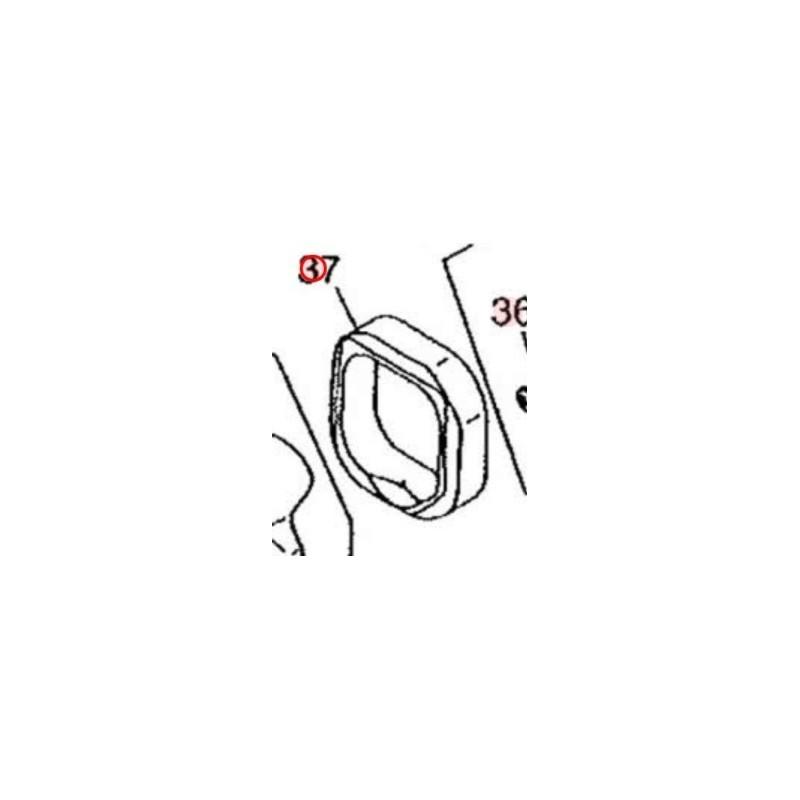 Mousse de filtre à air 550082171 BC340