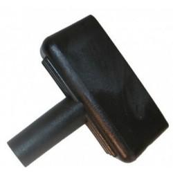 Poignée de Lanceur grand modèle avec insert métallique