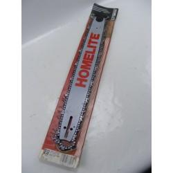 Guide + chaine Homelite PT20321H6 / 51cm 3/8  1.3