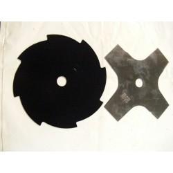 Disque Alésage 25.4mm lot de 2 disques