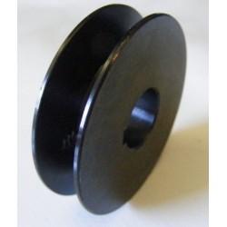 Poulie  D int 25.4mm pour courroie 12.7mm